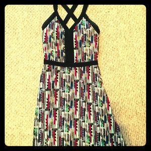 SOYBU stretchy wear everywhere dress!